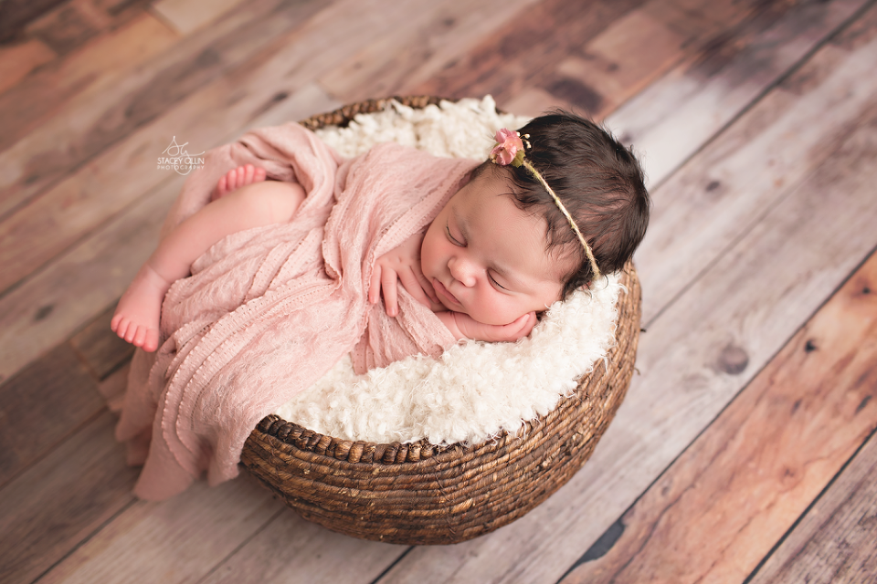 Washington dc newborn photography